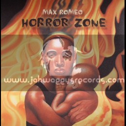 Nu Roots Records-Double Lp-Horror Zone / Max Romeo