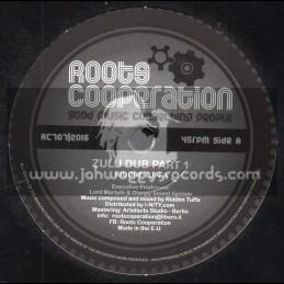 "Roots Cooperation-7""-Zulu Dub / Riddim Tuffa"