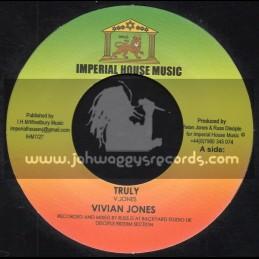 "Imperial House Music-7""-Truly / Vivian Jones"