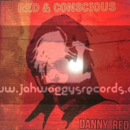 -Lp-Red And Conscious / Danny Red