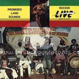 Dug Out-Lp-Promised Land Sounds / Ras Michael And The Sons And Daughters Of Negus - Rockin Live, Ruff N Tuff