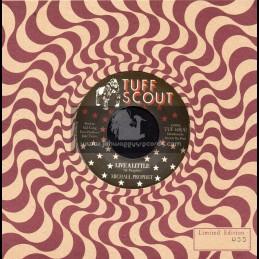 """Tuff Scout-7""""-Live A Little / Michael Prophet"""