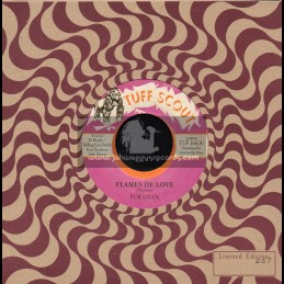 "Tuff Scout-7""-Flames Of Love / Puraman"
