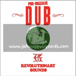 Germain-Lp-Pre Release Dub / Revolutionary Sounds