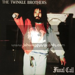 Twinkle-Lp-Final Call / The Twinkle Brothers