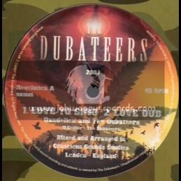 "Dubateers-10""-Love To Sing / Dandelion + Give Love / Kenny Knotts"