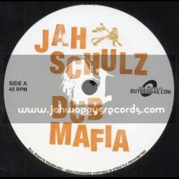 """Rail Road Records-7""""-Dub Mafia / Jah Schulz + Kessel Dub / Jah Schulz - 300 Limited Edition"""