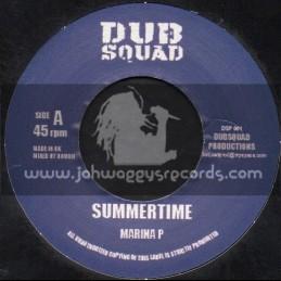"Dub Squad-7""-Summertime / Marina P"