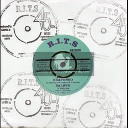 "R.I.T.S-7""-Everybody Ska / Derrick Morgan And Salute + Skafonso / Salute Feat. Ray Careless"