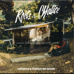 Federation Sound-Cd-Roots And Chalice / Chronixx & Federation Sound