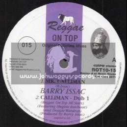 "Reggae On Top-10""-Mr Calliman / Barry Issac"