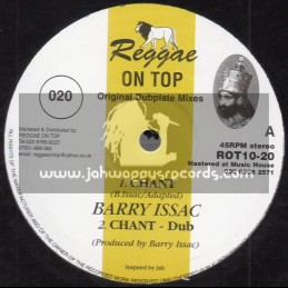 "Reggae On Top-10""-Chant / Barry Issac + Drug Dealers / Eli Emmanuel"