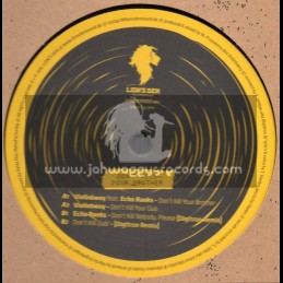 "Lions Den-12""-Dont Kill Your Brother / Echo Ranks Meets Violinbwoy"