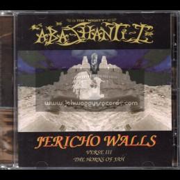 Aba Shanti I-CD-Jericho Walls - Verse 3 / Aba Shanti i & The Shanti Ites