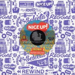 "Nice Up-7""-Original - Vibration Lab Remix / Blend Miskin & Roots Evolution Ft. Skarra Mucci & Mandinka Warrior"