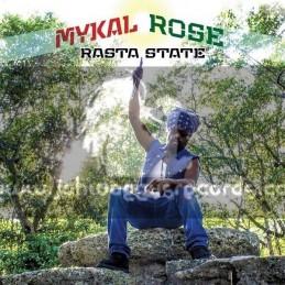 VP Records-Lp-Rasta State / Mykal Rose