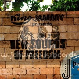 VP Records-Lp-King Jammys Presents New Sounds Of Freedom / Various Artist