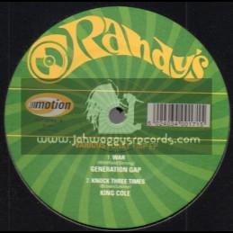 """Randys-10""""-Funky Trip Ep / Various Artist"""