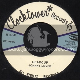 "Clock Tower Records-7""-Headcup / Johnny Lover"