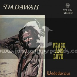 """Wild Flower-Dug Out-12""""-Peace And Love / Dadawah"""