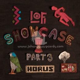Horus Records-Lp-LoFi Showcase / Part 3 - Various Artist