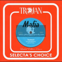 "Mafia-Trojan-Limited Edition-7""-The Betrayer / Earl Flute & Keith Hudson + Hot Stuff / I Roy"