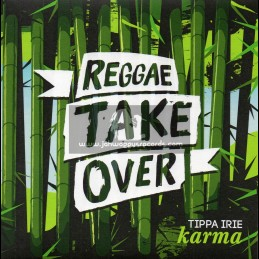 "Reggae Take Over-7""-Karma / Tippa Irie"