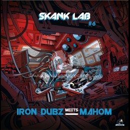 Skank Lab-Vol-6-Iron Dubz Meets Mahom