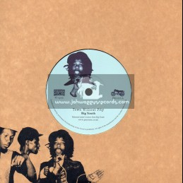 """Pressure Sounds-7""""-Town Without Pitty / Big Youth + Youth In The Garden / Big Youth"""