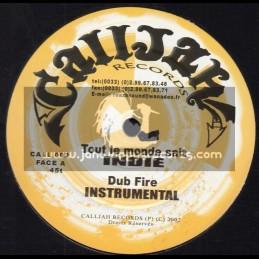 """Calljah Records-12""""-Tout Le Monde Sait / Indie"""