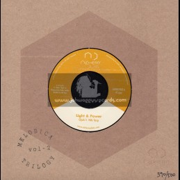 """Alchemy Dubs-7""""-Light And Power / Ojah Ft. Nik Torp"""