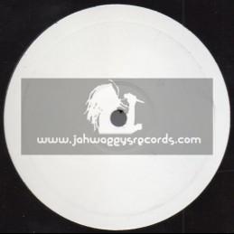 "Test Press-10""-Jah Jah Voice Is Calling / Peter Broggs - Jah Warrior"