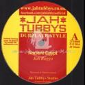 "Jah Tubbys-10""-War Is Not Answer / Sandeeno + Ancient Egypt / Jah Ragga"