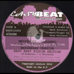 "Easy Beat Productions-12""-Messenger / Sandeeno"