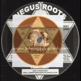 "Negus Roots-12""-If I / Junior Reid"
