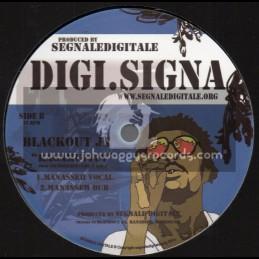 "Digi. Signa-12""-Ragamuffin / Blackout JA"