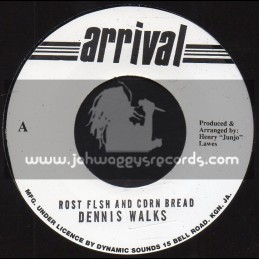 "Arrival-7""-Roast Fish And Corn Bread / Dennis Walks"