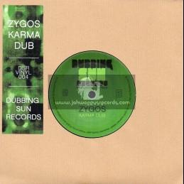"Dubbing Sun Records-7""-Karma Dub / Zygos"
