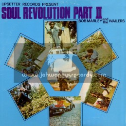 Radiation Records-Lp-Soul Revolution Part 2 / Bob Marley And The Wailers