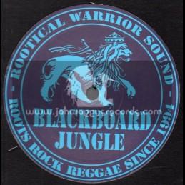"Blackboard Jungle-12""-Highest Grade / Anthony John + Royal Salute / Nish Wadada - Marshall Neeko"