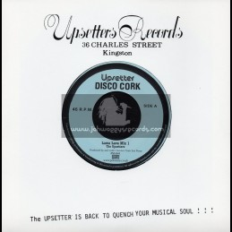 "Upsetter Disco Cork-7""-Lama Lava Mix / The Upsetters"