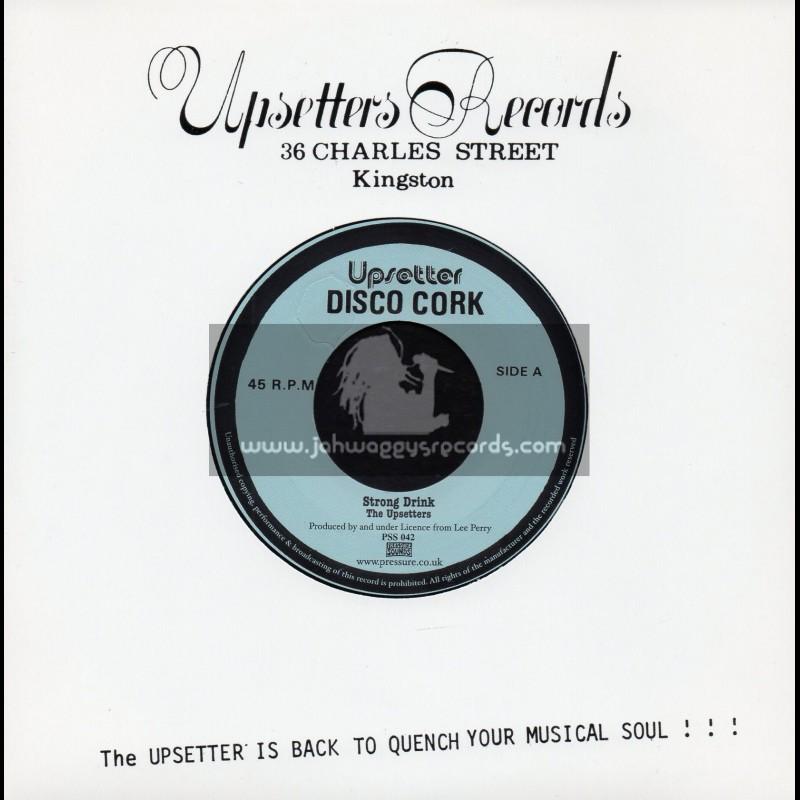"Upsetter Disco Cork-7""-Strong Drink / The Upsetters"