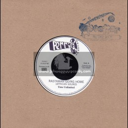 "Perrys Records-7""-Rastaman Going Home - African Sound / Time Unlimited + Africa Dub / The Upsetters"