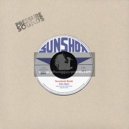 "Sunshot-7""-Terminal Rock / Bobby Kalphat + What About The Half Version / The Sunshot All Stars"
