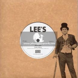 """Lee s - 7""""- Disco Jack / Jackie Mittoo"""