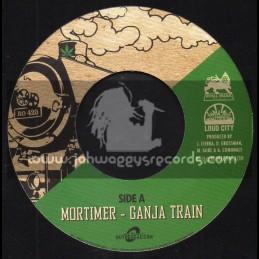 """Royal Order Music-7""""-Ganja Train / Mortimer + This Feeling / Mortimer"""