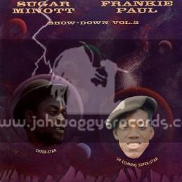 Channel 1-Lp-Showdown Vol 2 / Sugar Minott And Frankie Paul