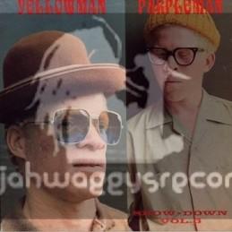 Empire Records-Lp-Show Down Vol 5 / Yellowman - Purpleman