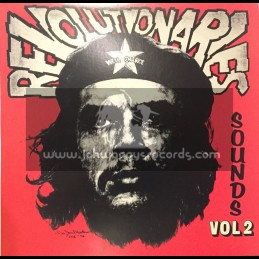 Well Charge-Lp-Revolutionaries Sounds - Vol 2 / The Revolutionaries
