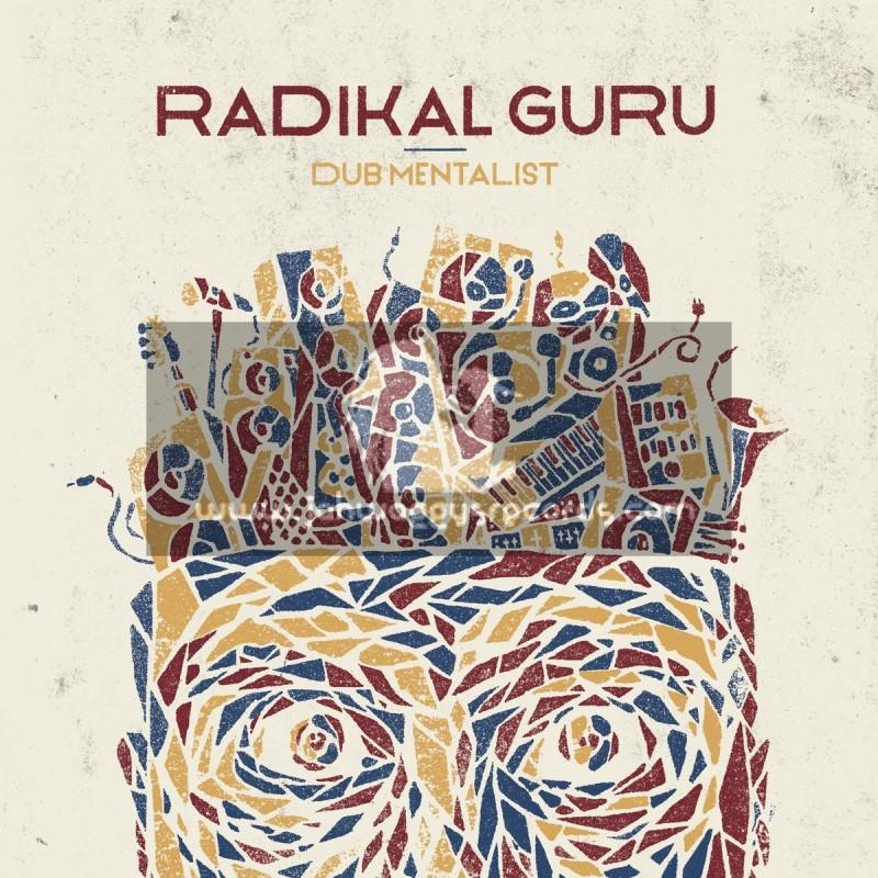 "Moonshine Recordings Double-12""-Dub Mentalist / Radikal Guru"